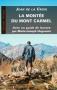 La montée du Mont CARMEL - Éditions du Carmel