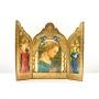 Triptyque Vierge de Lippi