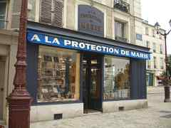 A la protection de Marie - Art religieux
